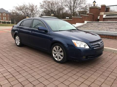 2007 Toyota Avalon for sale at Third Avenue Motors Inc. in Carmel IN