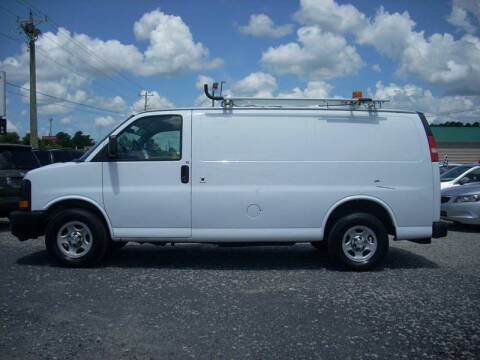 2006 Chevrolet Express Cargo for sale at Car Check Auto Sales in Conway SC
