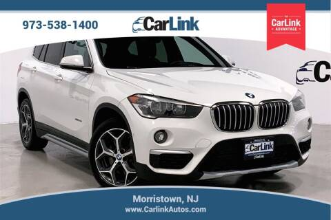 2017 BMW X1 for sale at CarLink in Morristown NJ