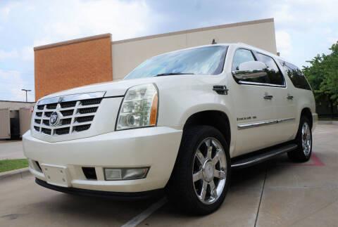 2007 Cadillac Escalade ESV for sale at International Auto Sales in Garland TX