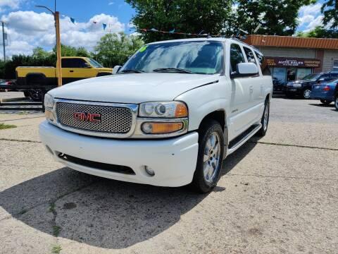 2006 GMC Yukon XL for sale at Lamarina Auto Sales in Dearborn Heights MI