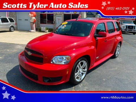 2009 Chevrolet HHR for sale at Scotts Tyler Auto Sales in Wilmington IL