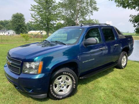 2007 Chevrolet Avalanche for sale at K2 Autos in Holland MI