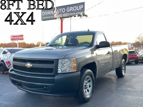 2008 Chevrolet Silverado 1500 for sale at Divan Auto Group in Feasterville PA