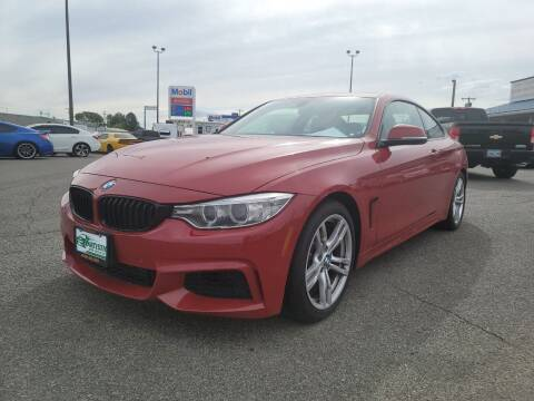 2014 BMW 4 Series for sale at Artistic Auto Group, LLC in Kennewick WA