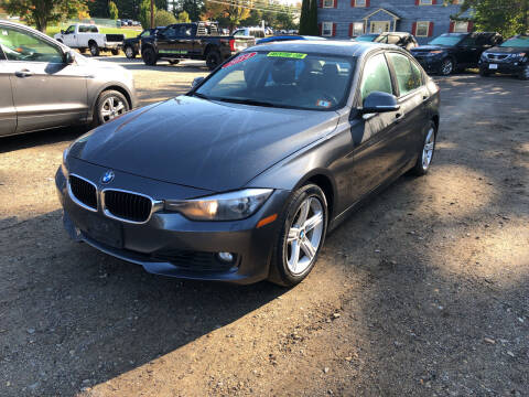 2014 BMW 3 Series for sale at Winner's Circle Auto Sales in Tilton NH