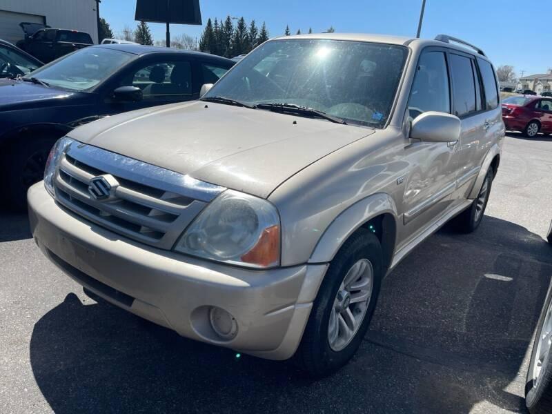 2006 Suzuki XL7 for sale at BELOW BOOK AUTO SALES in Idaho Falls ID