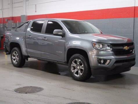 2019 Chevrolet Colorado for sale at CU Carfinders in Norcross GA