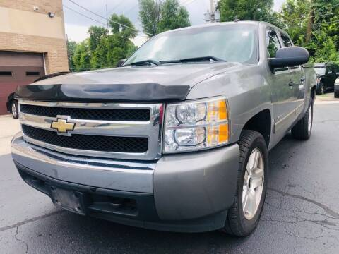 2008 Chevrolet Silverado 1500 for sale at Quality Auto Sales And Service Inc in Westchester IL