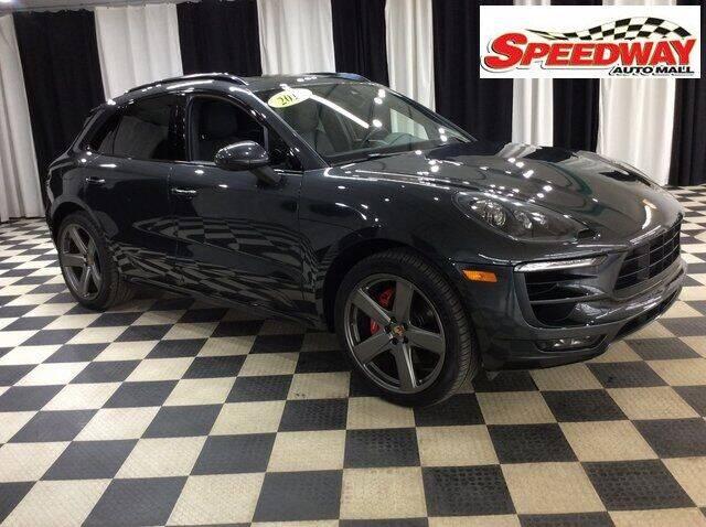 2017 Porsche Macan for sale at SPEEDWAY AUTO MALL INC in Machesney Park IL