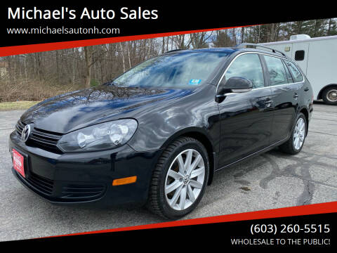 2014 Volkswagen Jetta for sale at Michael's Auto Sales in Derry NH