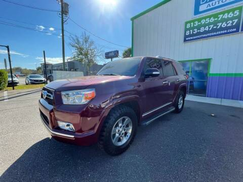 2011 Toyota 4Runner for sale at Bay City Autosales in Tampa FL