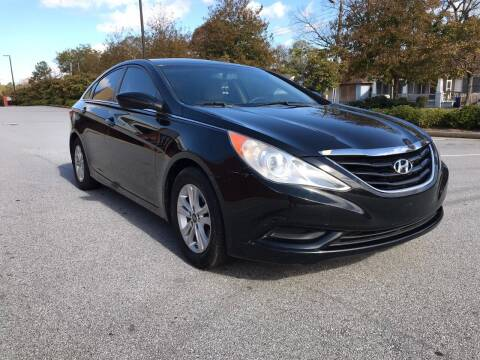 2012 Hyundai Sonata for sale at Affordable Dream Cars in Lake City GA