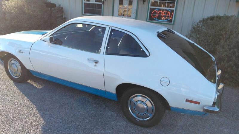 1972 Ford Pinto for sale at Haigler Motors Inc in Tyler TX