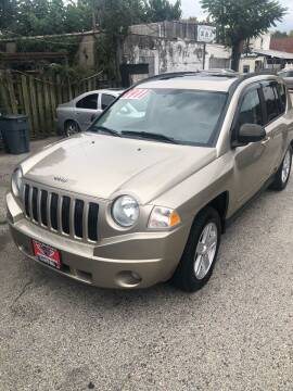 2010 Jeep Compass for sale at Z & A Auto Sales in Philadelphia PA