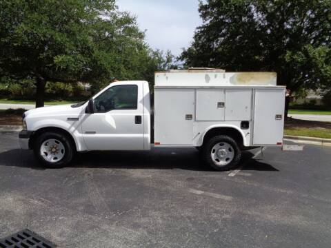 2006 Ford F-350 Super Duty for sale at BALKCUM AUTO INC in Wilmington NC
