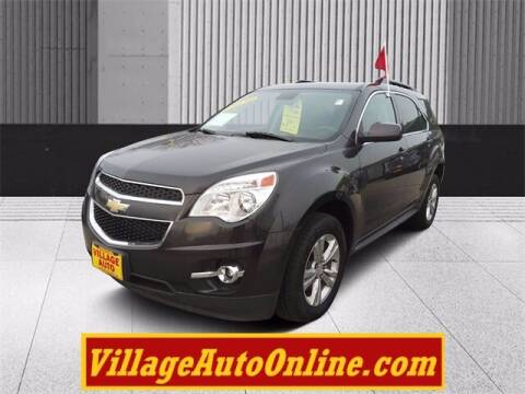 2015 Chevrolet Equinox for sale at Village Auto in Green Bay WI