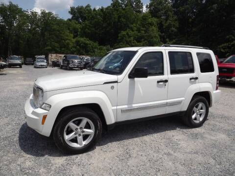 2010 Jeep Liberty for sale at Country Side Auto Sales in East Berlin PA