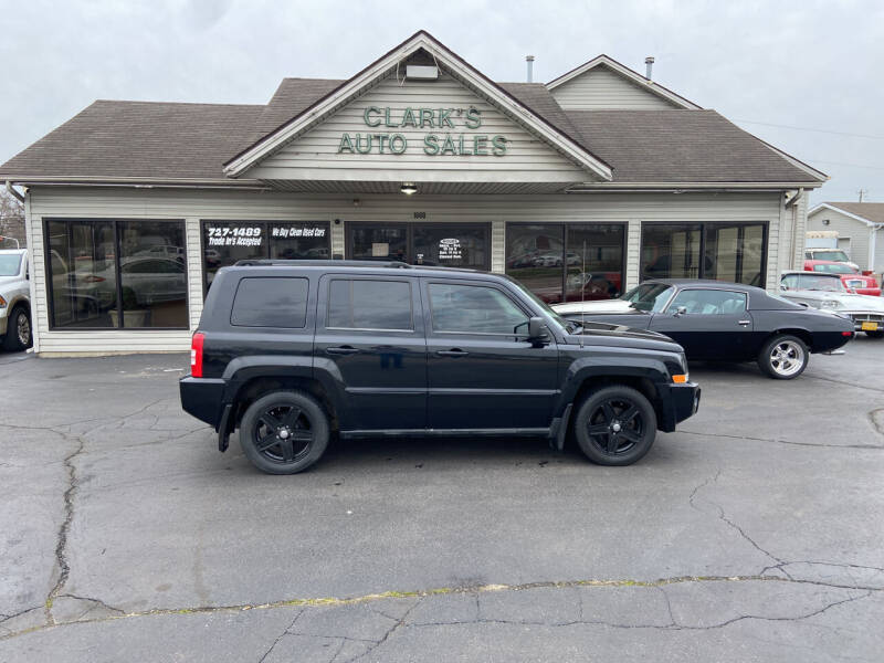 2010 Jeep Patriot for sale at Clarks Auto Sales in Middletown OH