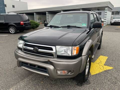 2000 Toyota 4Runner for sale at MFT Auction in Lodi NJ
