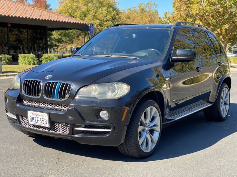 2007 BMW X5 for sale at Silmi Auto Sales in Newark CA