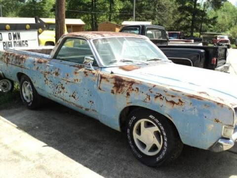 1968 Ford Ranchero for sale at Haggle Me Classics in Hobart IN