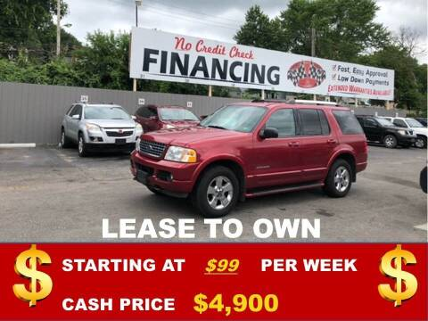 2005 Ford Explorer for sale at Auto Mart USA in Kansas City MO