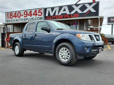 2019 Nissan Frontier for sale at Maxx Autos Plus in Puyallup WA