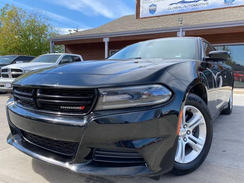 2019 Dodge Charger for sale at Global Automotive Imports of Denver in Denver CO
