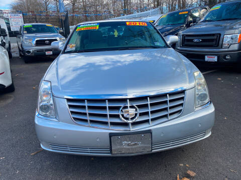 2010 Cadillac DTS for sale at Elmora Auto Sales in Elizabeth NJ