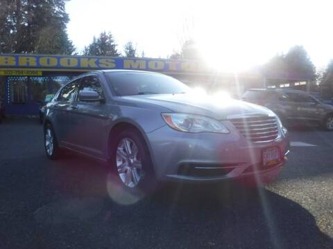 2013 Chrysler 200 for sale at Brooks Motor Company, Inc in Milwaukie OR