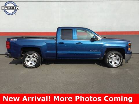 2015 Chevrolet Silverado 1500 for sale at Road Ready Used Cars in Ansonia CT