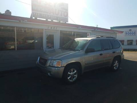 2002 GMC Envoy for sale at Apsey Auto in Marshfield WI