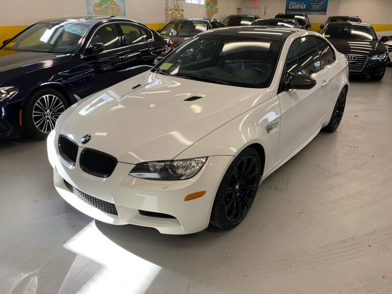 2008 BMW M3 for sale at Newton Automotive and Sales in Newton MA