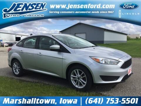 2018 Ford Focus for sale at JENSEN FORD LINCOLN MERCURY in Marshalltown IA
