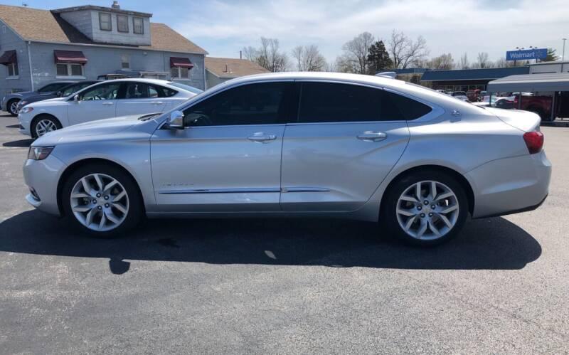 2015 Chevrolet Impala for sale at Village Motors in Sullivan MO