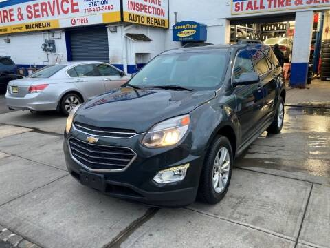 2017 Chevrolet Equinox for sale at US Auto Network in Staten Island NY