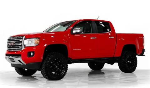 2016 GMC Canyon for sale at Houston Auto Credit in Houston TX