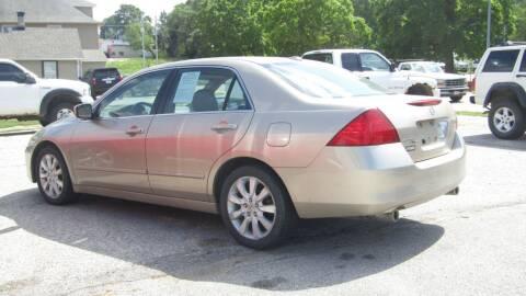 2007 Honda Accord for sale at MTC AUTO SALES in Omaha NE