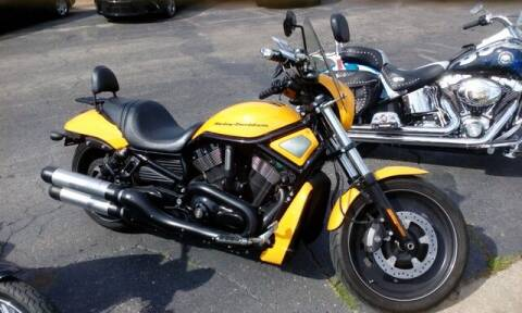 2011 Harley-Davidson VRSCDX Nt Rod Spec for sale at Jim Clark Auto World in Topeka KS