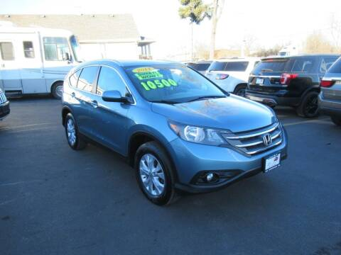 2014 Honda CR-V for sale at Auto Land Inc in Crest Hill IL