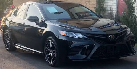 2018 Toyota Camry for sale at Auto Imports in Houston TX