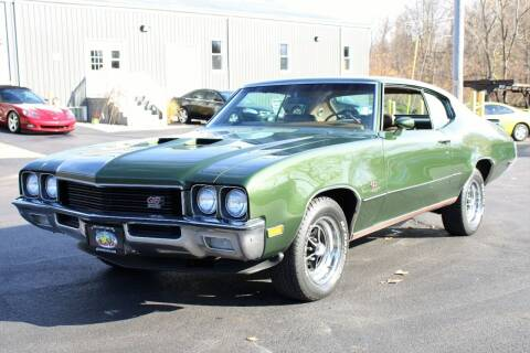 1972 Buick Gran Sport for sale at Great Lakes Classic Cars in Hilton NY