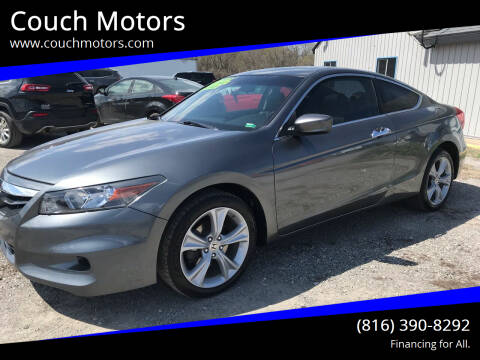 2011 Honda Accord for sale at Couch Motors in Saint Joseph MO