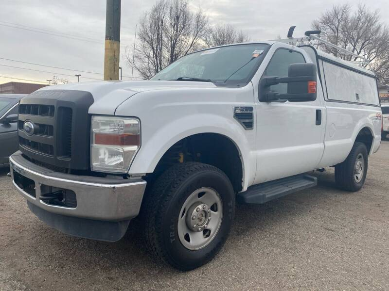 2009 Ford F-250 Super Duty for sale at Martinez Cars, Inc. in Lakewood CO