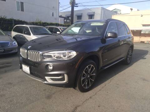 2015 BMW X5 for sale at Western Motors Inc in Los Angeles CA