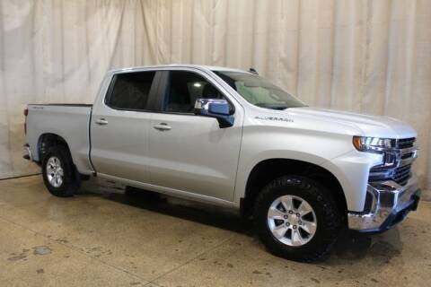 2019 Chevrolet Silverado 1500 for sale at Autoland Outlets Of Byron in Byron IL