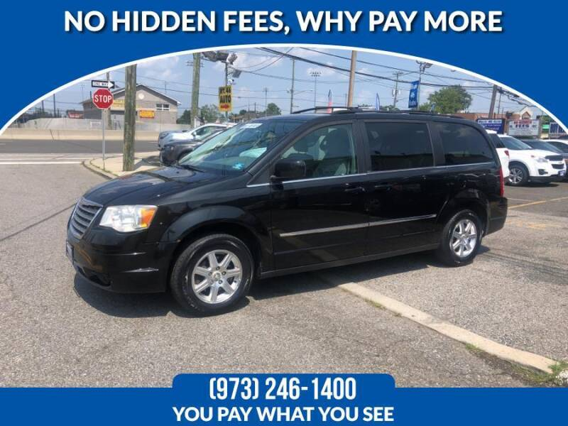 2009 Chrysler Town and Country for sale at Route 46 Auto Sales Inc in Lodi NJ