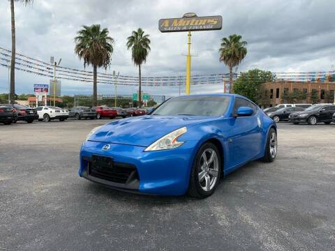 2009 Nissan 370Z for sale at A MOTORS SALES AND FINANCE in San Antonio TX