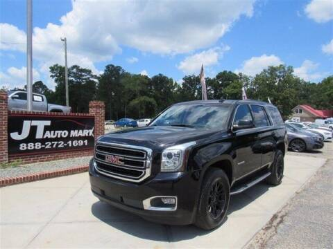 2016 GMC Yukon for sale at J T Auto Group in Sanford NC